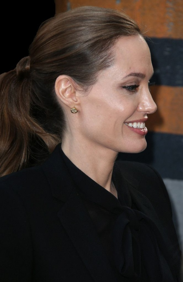 Brad and Angelina World War Z Premiere,UGC Normandie Movie Theatre.. Paris,France..June 3rd 2013 - Page 2 0_614