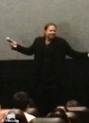 Brad at World War Z Screening, Hoboken, New Jersey..May 22nd 2013 1811