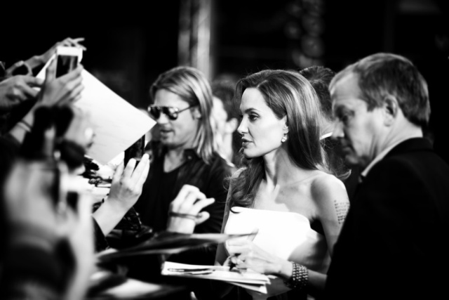 Brad and Angelina at World War Z Premiere, Sony Center..Berlin, Germany..June 4th 2013 - Page 2 1c9cfe10