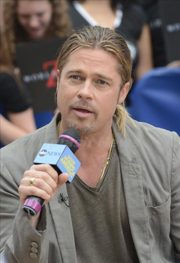 Brad Interview on Good Morning America..New York City, June 17th 2013 20082023