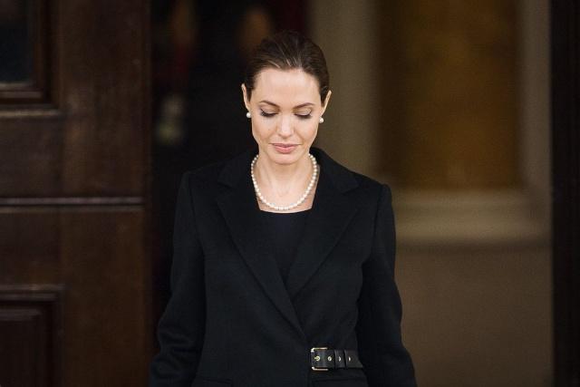 Angelina at G8 Summit..April 11th 2013 2ba16460