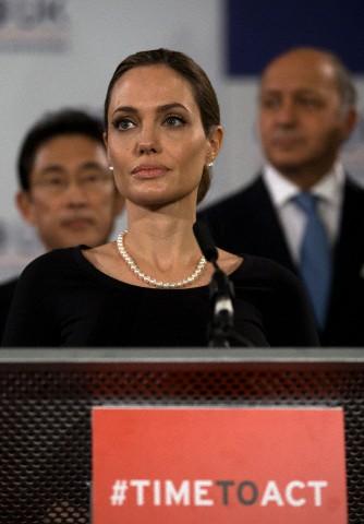 Angelina at G8 Summit..April 11th 2013 3ee94c10
