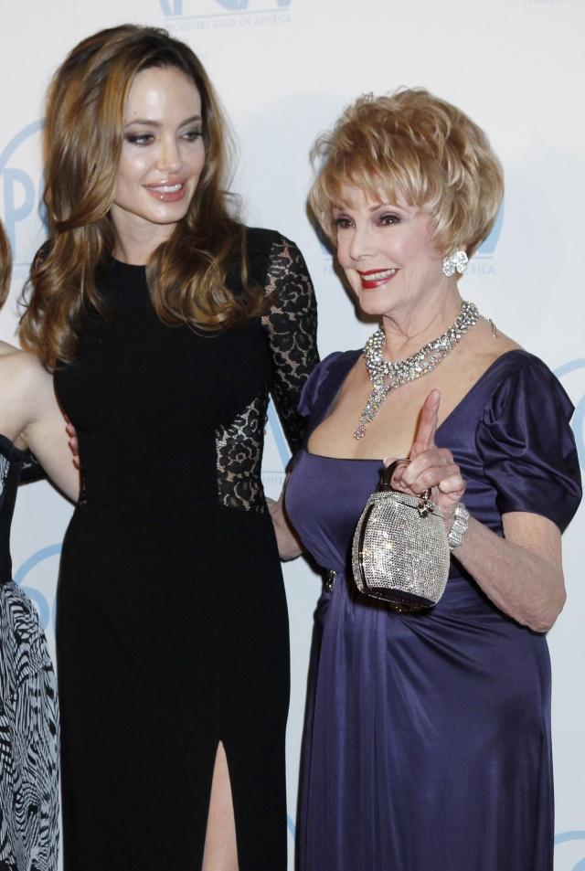 Brad and Angelina at Producers Guild Awards,Los Angeles, CA .January 21st 2012 7b5b6512