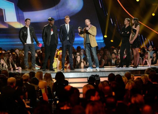 Brad at MTV Movie Awards..April 14th 2013 Bradpi23