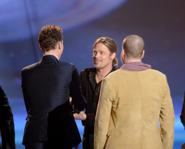 Brad at MTV Movie Awards..April 14th 2013 Bradpi28