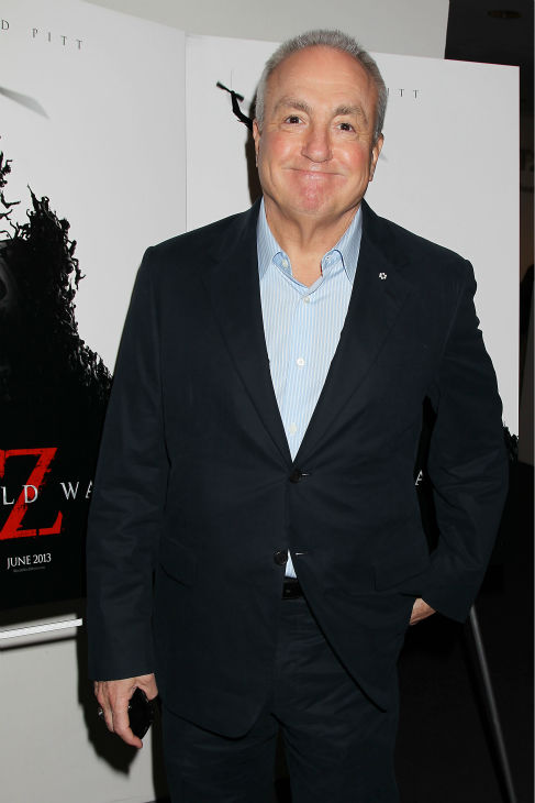 Brad at World War Z Screening, Museum of Modern Art, New York, May 22nd 2013 Da100410