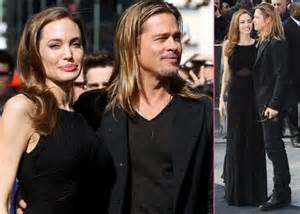 Brad and Angelina at World War Z Premiere..Leicester Square, London..June 2nd, 2013 - Page 2 Kgrhqf16