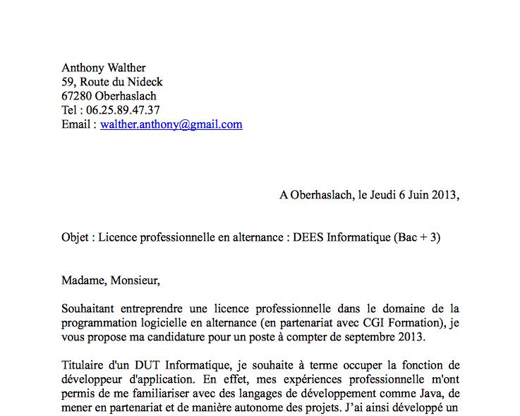 CV / Lettre motivation : Mirodin ^^ Captur29
