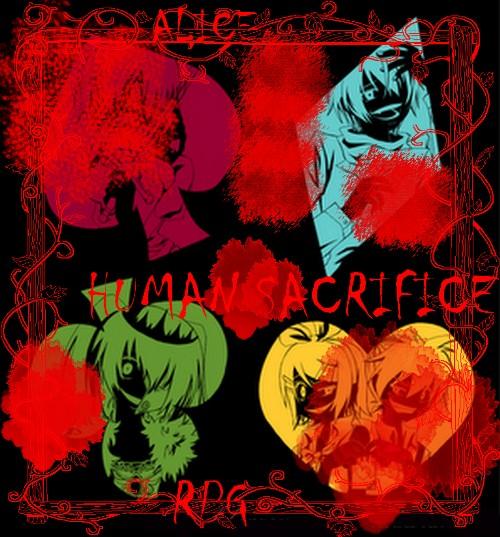 Alice human sacrifice RPG