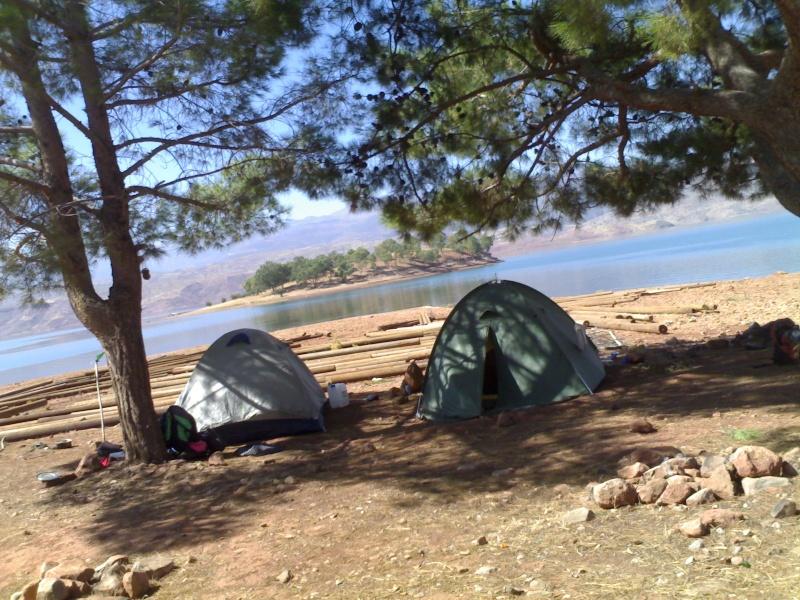 Le lac  BIN EL OUIDANE Pic-ab15
