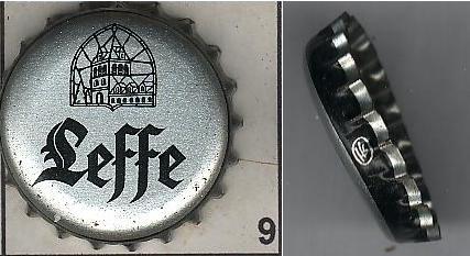 Leffe argent Leffe912