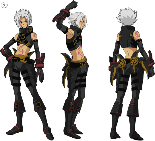 Hack roots Haseo511