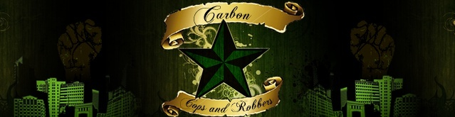 Carbon Cops and Robbers