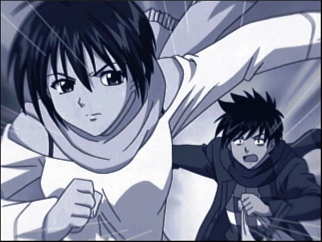 Mais de quel manga/anime est cette image ? Suzuka11