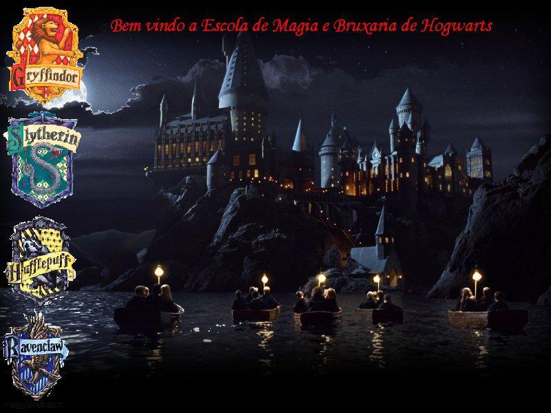 Magia e Bruxaria de Hogwarts