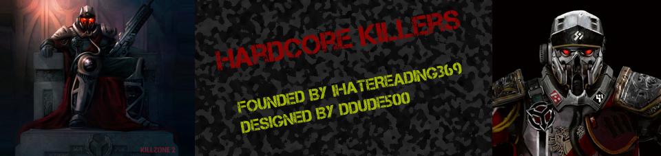 The Hardcore Killers Killzone Clan
