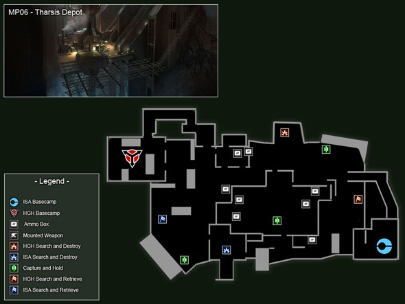Tharsis Depot (Objectives) Tharsi12
