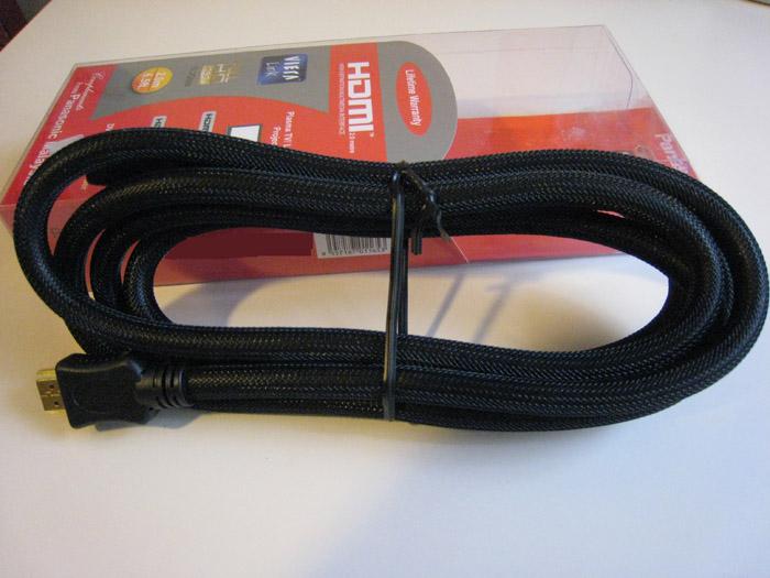 Panasonic HDMI cable (New) Hifi_c13