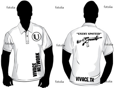 Vivace T-Shirt (Try done done before 17/10/09) URGENT Testin10