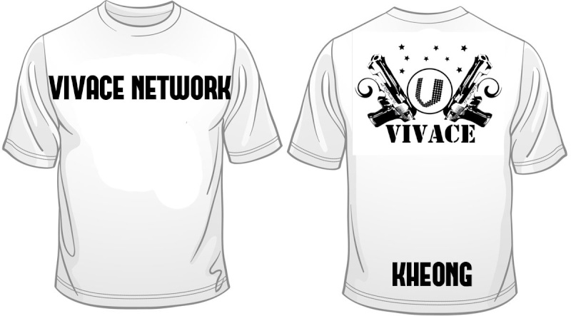 Vivace T-Shirt (Try done done before 17/10/09) URGENT Vivace13