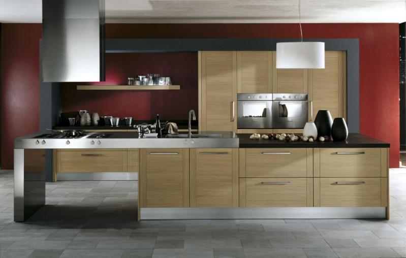 Conseil peinture salon cuisine - Peinture cuisine violet ...
