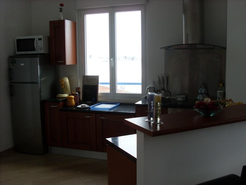 Conseil peinture salon/cuisine