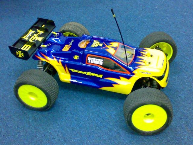 TEAM LOSI 8T RACE ROLLER 03072012