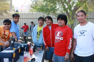 ADRCTC 2009 SEASON 1ST RACE Team_a18