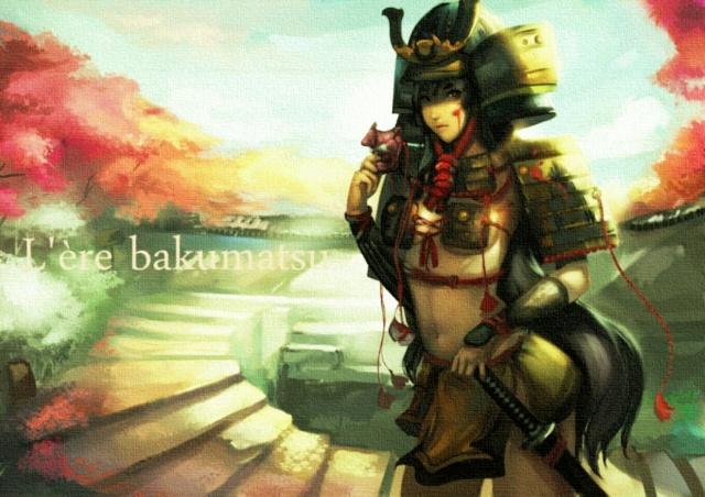 L'ère Bakumatsu