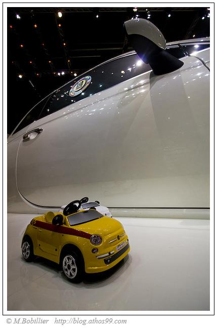 Fiat 500 nouvelle et ancienne insolite!!! Fiat-510