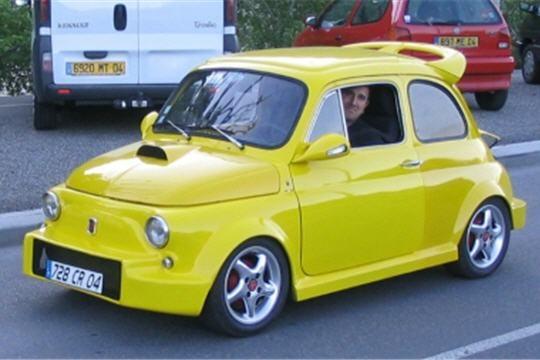 Fiat 500 nouvelle et ancienne insolite!!! Fiat-511