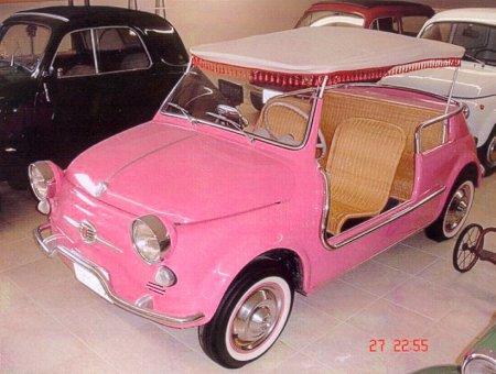 Fiat 500 nouvelle et ancienne insolite!!! Fiat5010