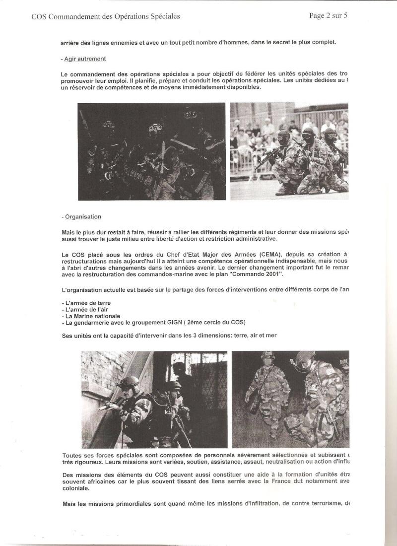le COS : commandement des opérations spéciales 02_00110