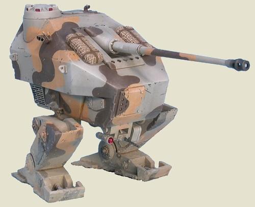 un nouveau jeu de maquettes : MEKATANK et une belle boutique de maquettes Mek48010