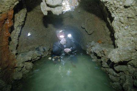 un sujet de scénario (info véridique ),Le premier sous-marin du monde découvert au Panama Sousma10