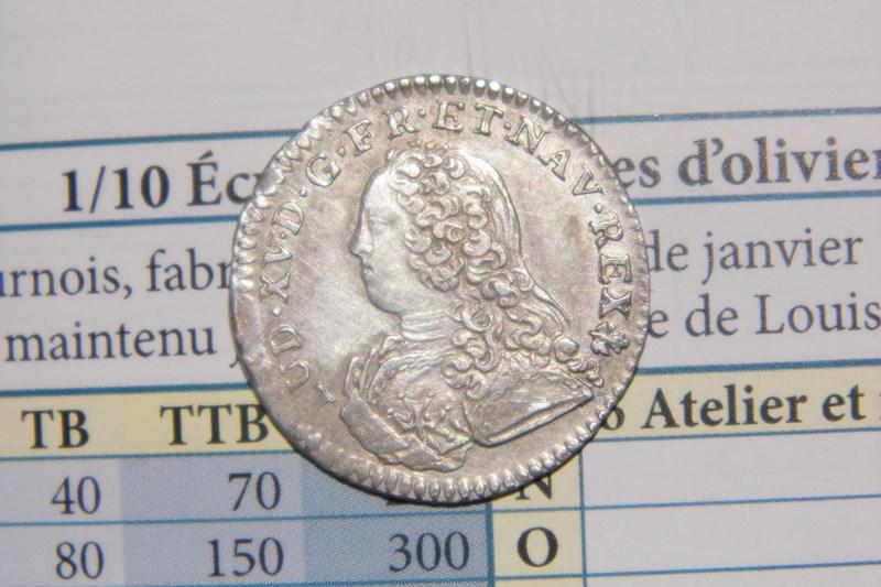 Louis XV, 1727 O Avers_10