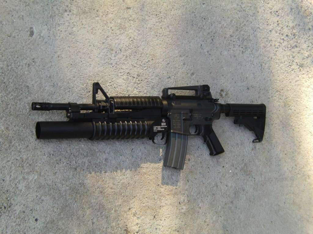 vends mon STEYER AUG A2 File0210