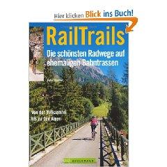 ALLEMAGNE  réseau de vois vertes - les chemins du rail Radweg10