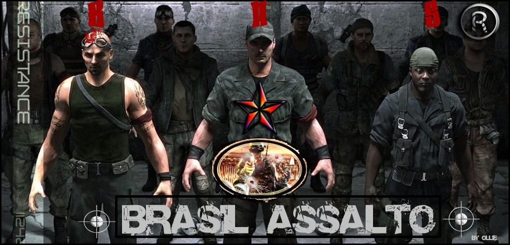 Brasil Assalto Clan