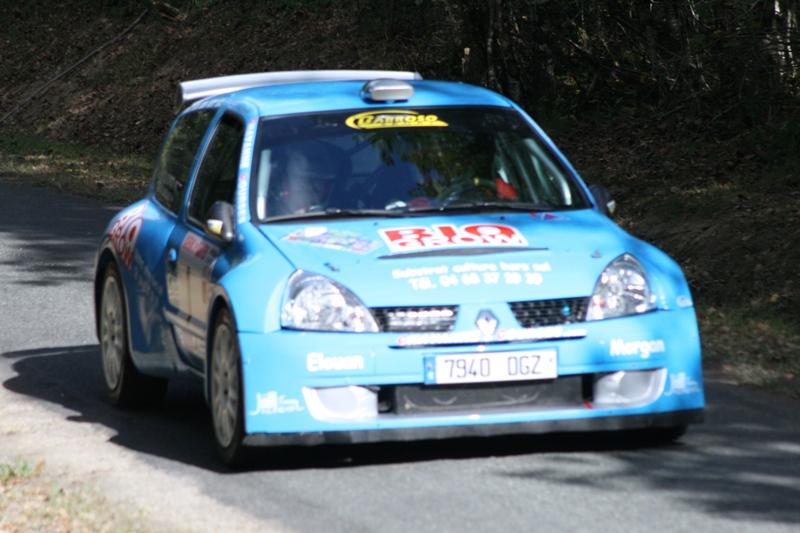 Rallye des Cotes du Tarn 2009 Rally112