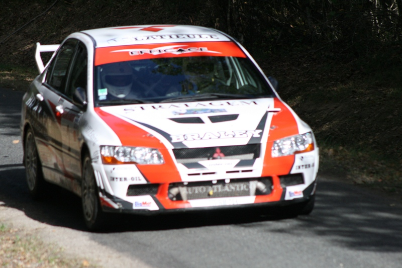 Rallye des Cotes du Tarn 2009 Rally113
