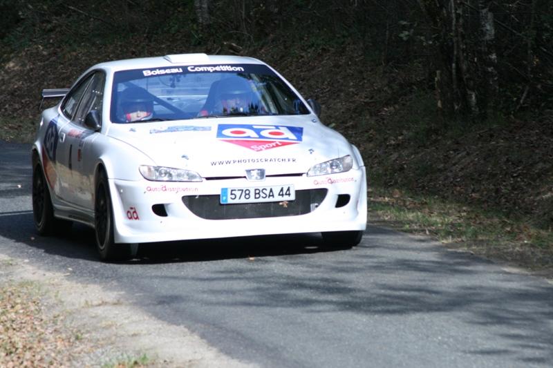 Rallye des Cotes du Tarn 2009 Rally114