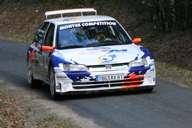 Rallye des Cotes du Tarn 2009 Rally115