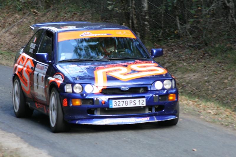 Rallye des Cotes du Tarn 2009 Rally116