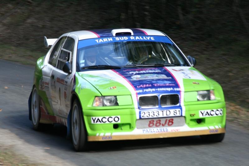 Rallye des Cotes du Tarn 2009 Rally117