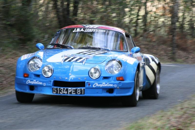 Rallye des Cotes du Tarn 2009 Rally118