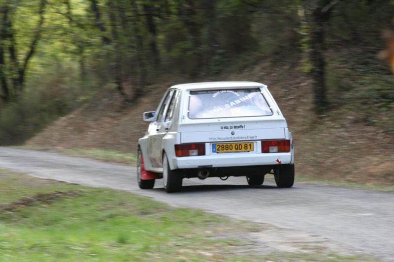 Rallye des Cotes du Tarn 2009 Rally119