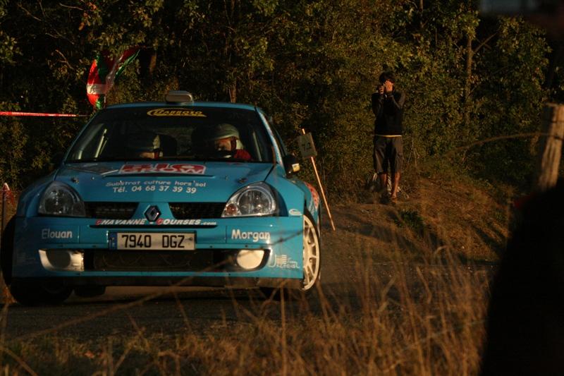 Rallye des Cotes du Tarn 2009 Rally120