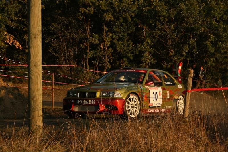 Rallye des Cotes du Tarn 2009 Rally123
