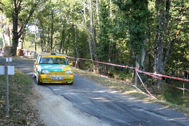 Rallye de Sarlat Périgord Noir -  3 et 4 Octobre 2009 - Page 3 Rally124